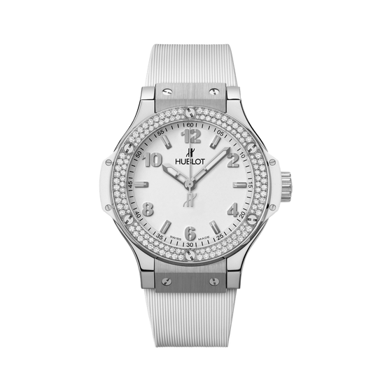 Steel White Diamonds