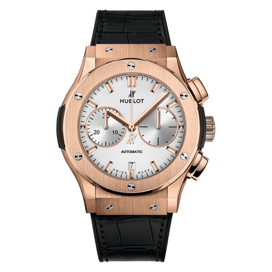 Chronograph King Gold Opalin