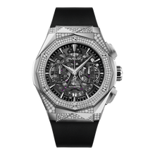 Aerofusion Chronograph Orlinski Titanium Alternative Pavé