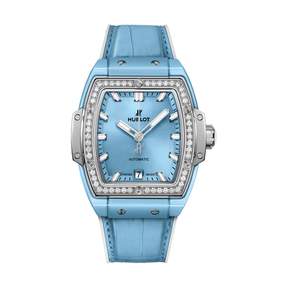 Light Blue Ceramic Titanium Diamonds