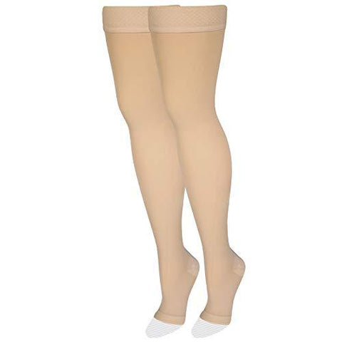 NuVein Medical Compression Stockings, 20-30 mmHg - Knee Shop.com