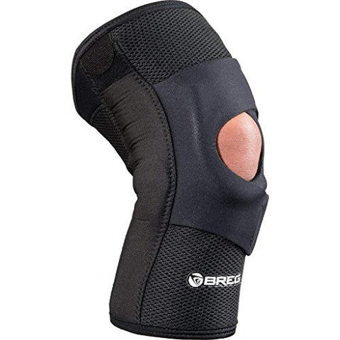 Breg Airmesh Lateral Stabilizer Knee Brace