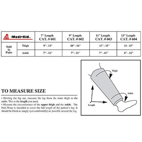Pedi-Wrap Pediatric Leg Immobilizer - Knee Shop.com