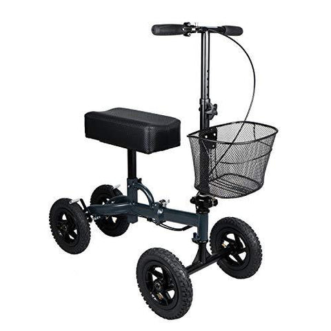 Elevens All Terrain Folding Steerable Scooter - Knee Shop.com