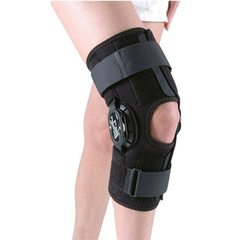 Hely and Weber Velocity Hinged Knee Brace