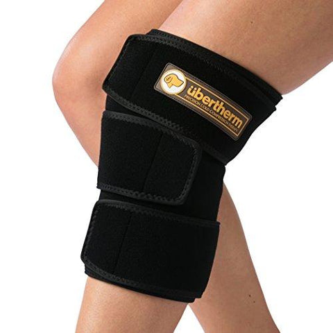 übertherm Knee Ice Pack Wrap with Compression - Knee Shop.com