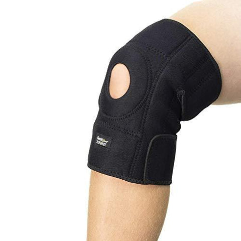 "Serenity2000 Magnetic Therapy Knee Brace for Support and Pain Relief - Standard, Fits Knees up to 18"", Contains 28 Magnets - Knee Shop.com"