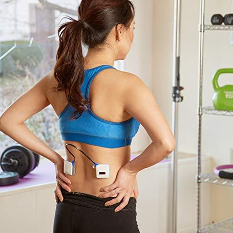 AccuRelief Wireless Tens Unit and EMS Muscle Stimulator - Knee Shop.com
