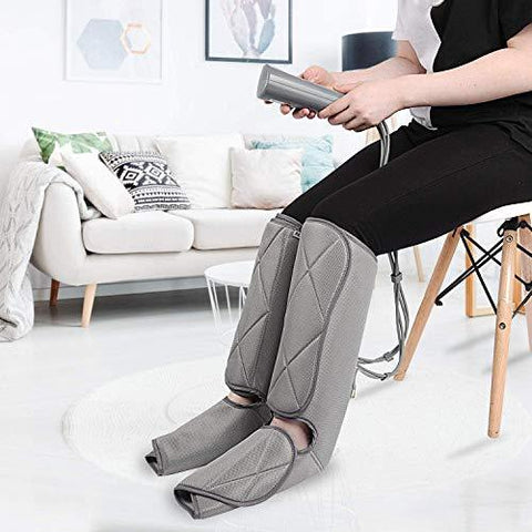 RENPHO Leg Massager for Circulation and Relaxation, Foot and Calf Massager Machine - Knee Shop.com
