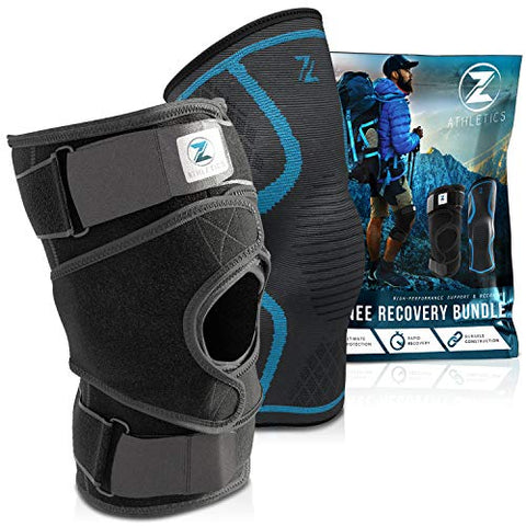 Zenith Knee Brace & Sleeve Bundle