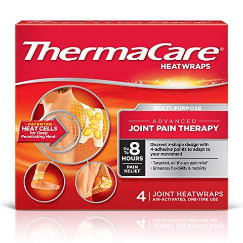 ThermaCare Advanced Multi-Purpose Joint Pain Therapy - Knee Shop.com