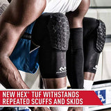 McDavid Hex Pad Professional Foam Leg Sleeves