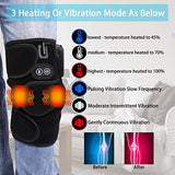 ZLT Fashion Heated Knee Massage Wrap