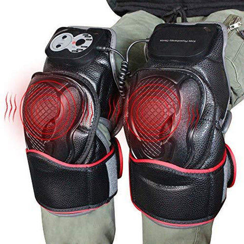 Volluck Knee Physiotherapy Massager, Adjustable Heat Therapy and Vibration - Knee Shop.com