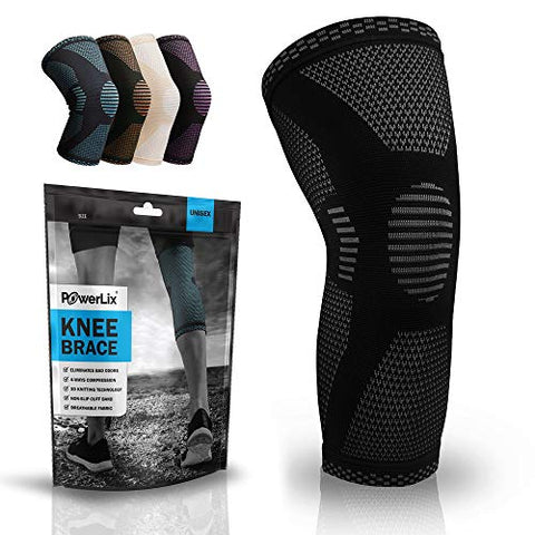 POWERLIX Knee Compression Sleeve