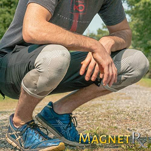 MagnetRX® Magnetic Therapy Knee Compression Sleeve - Knee Shop.com