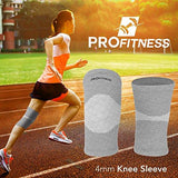ProFitness Bamboo Knee Sleeve for Joint Pain