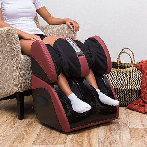 VITALZEN Plus® Massager for feet, Calves, Legs, Knees and Thigh - Knee Shop.com