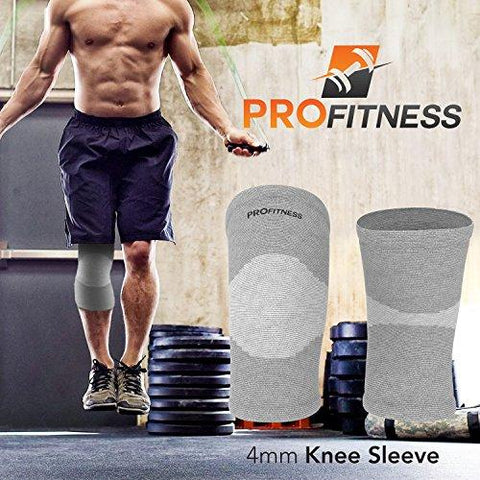 ProFitness Bamboo Knee Sleeve for Joint Pain - Knee Shop.com