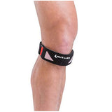 Mueller Advanced Patella Strap, Black, One Size