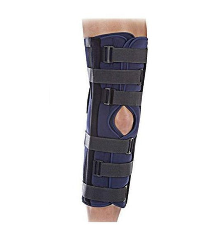 "United Ortho 61012 3-Panel Knee Immobilizer, 12"" - Knee Shop.com"
