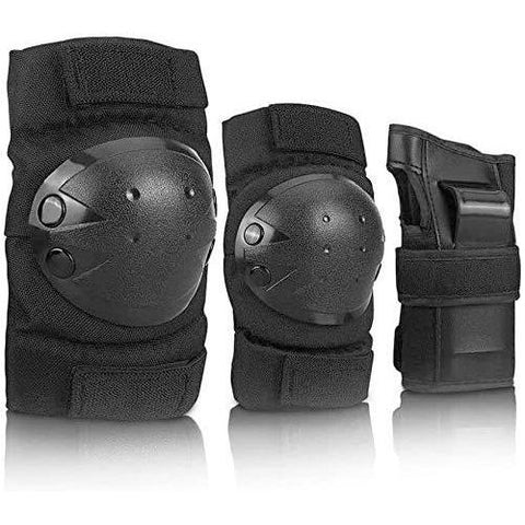 Lelance Knee Pads for Kids/Adult Elbows Pads Wrist Guards - Knee Shop.com
