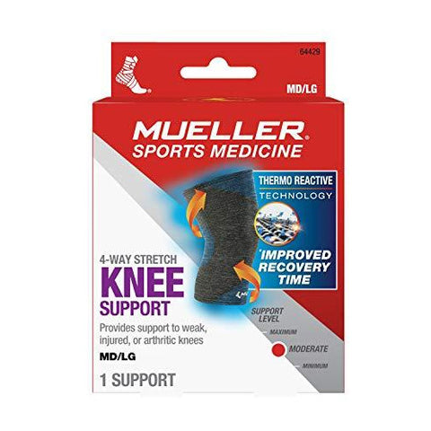 Mueller 4-Way Stretch Premium Knee Support