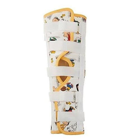 Snoopy Pediatric Hook & Loop Knee Immobilizer