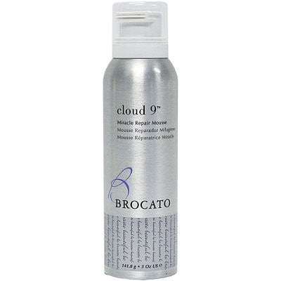 Brocato Cloud 9 Miracle Repair Mousse 5oz