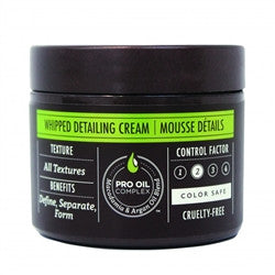Macadamia Whipped Detailing Cream 2oz