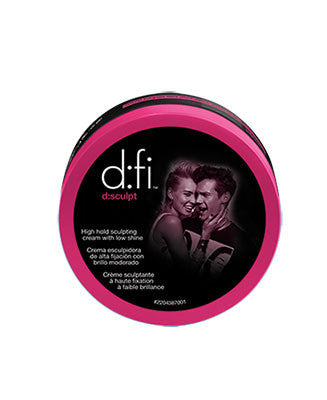 D:fi d:sculpt  high hold low shine hair sculptor 2.5oz