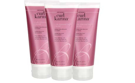 Brocato Curlkarma 6oz, Three Pak Offer Buy 2 get 1 FREE     ( Autumn Sale )