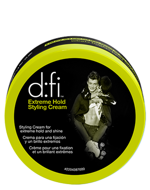 D:Fi Extreme Hold Styling Cream 2.6oz