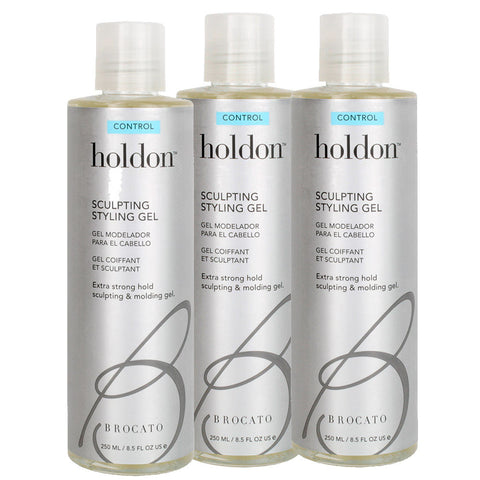 Brocato Holdon Gel 8.5oz, 4 Pack Offer.  ( Holiday Offer )