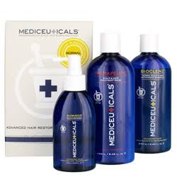 Therapro Mediceuticals Normal Scalp And Hair Therapy Kit.