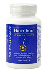 Therapro HairGain Nutritional Supplement - 60 capsules