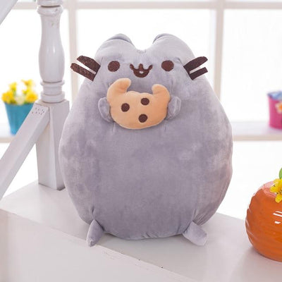 univers-peluche Cookie Peluche chat Tensei le gourmand