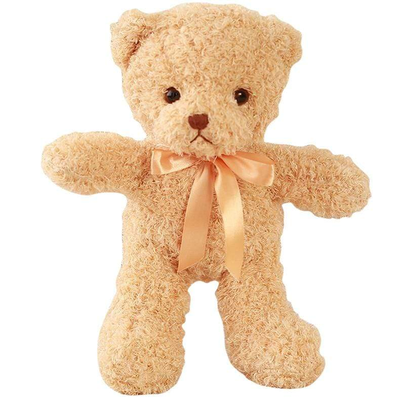 Peluche ours brun