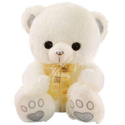 univers-peluche Ours en peluche nœud love you