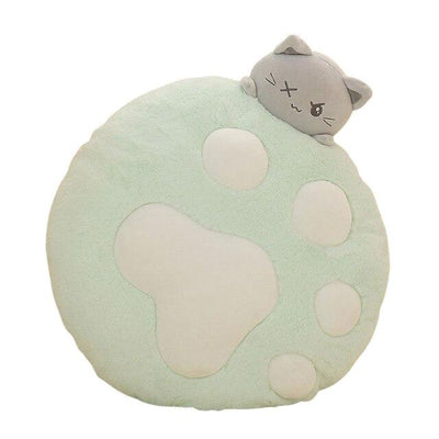 univers-peluche Peluche chat avec patte de chat
