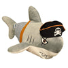 univers-peluche Peluche géante Requin pirate