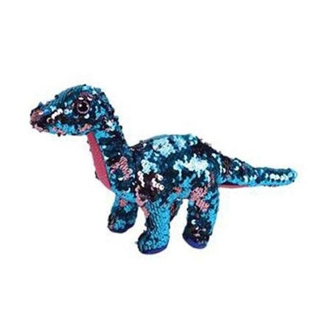 Peluche Ty Tremor le dinosaure