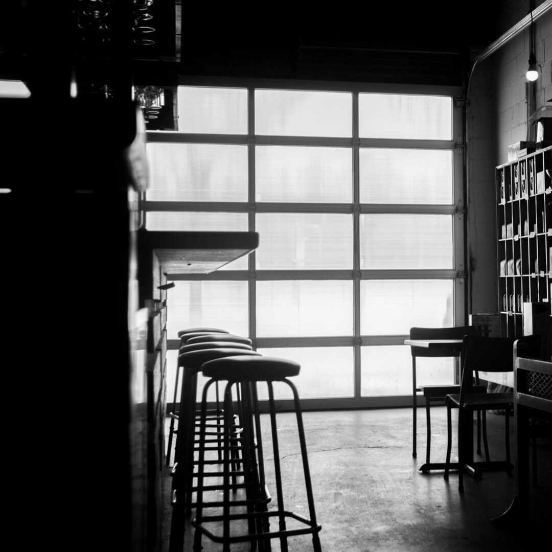 Bar Stools & Space