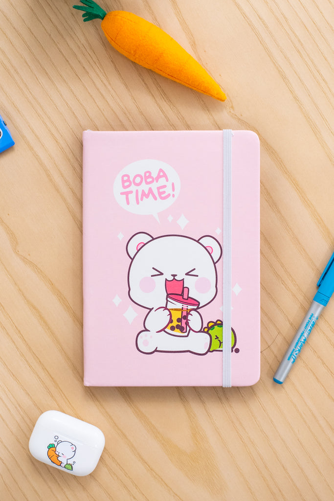 Notebook - Boba Time