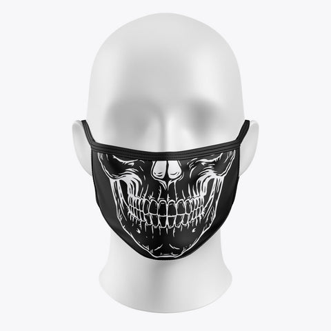 Skull Mounth-Cover Mask