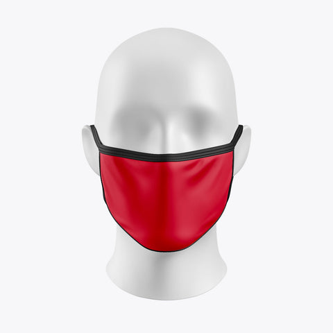 Rosso - Cover Mask