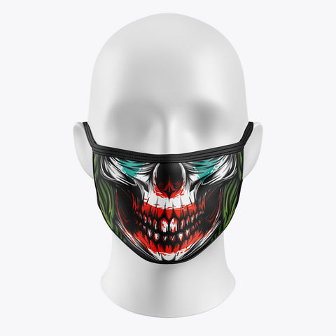 Skull Joker - Cover Mask