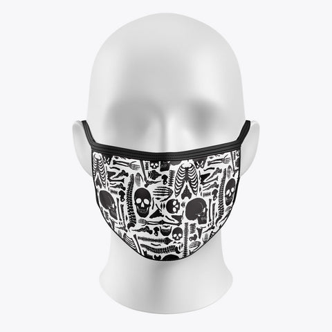 Scheletro - Cover Mask