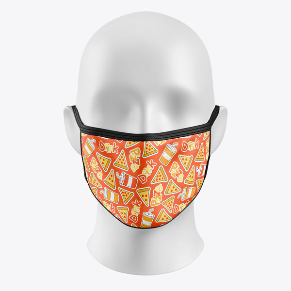 Pizza - Cover Mask
