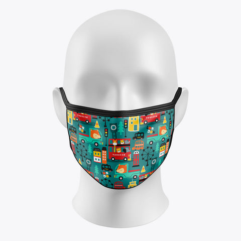 City Bus - Cover Mask